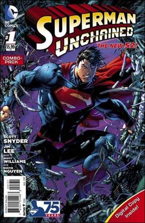 Superman Unchained 1-B