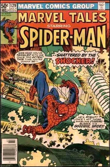 Marvel Tales (1966) 129-A by Marvel