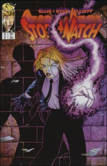 StormWatch (1993) 41-A by Image