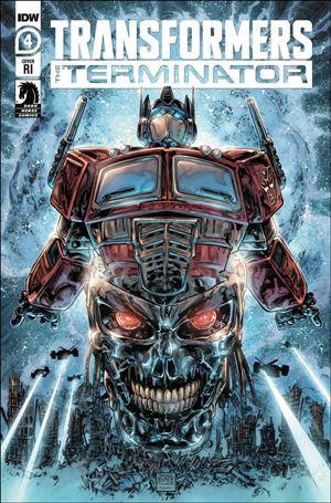 Transformers vs The Terminator 4-C