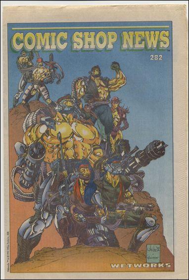 Comic Shop News 282-A by Comic Shop News, Inc.
