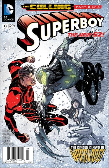 Superboy (2011/11) 9-A by DC