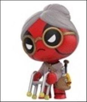 Deadpool Mystery Minis Old Lady  1/72  (Target Exclusive)