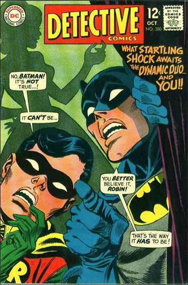 Detective Comics (1937) 380-A by DC