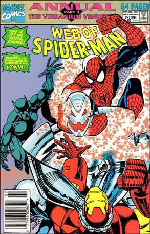 Web of Spider-Man Annual 7-A