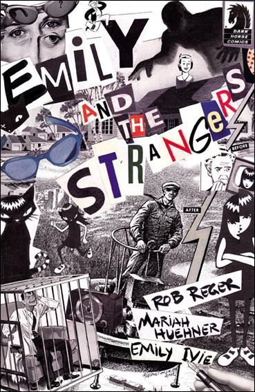 Emily and the Strangers 2-B by Dark Horse