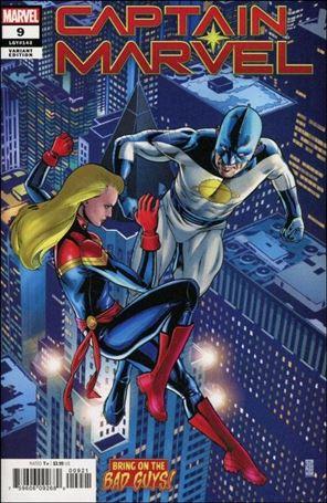 Captain Marvel (2019) 9-B