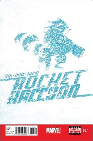 Rocket Raccoon (2014) 7-A