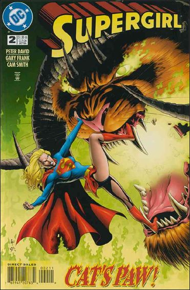 Supergirl (1996) 2-A by DC