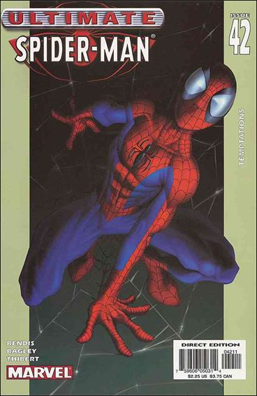 Ultimate Spider-Man (2000) 42-A by Marvel