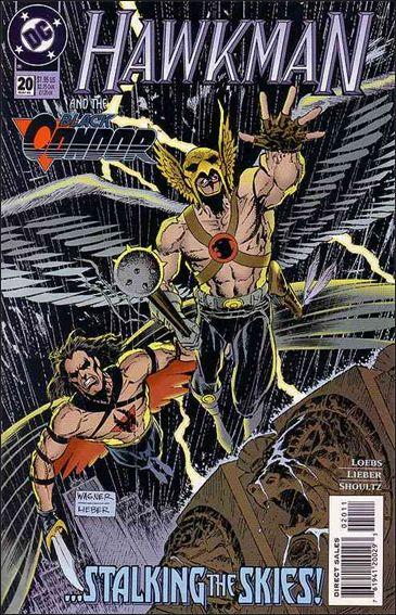 Hawkman (1993) 20-A by DC