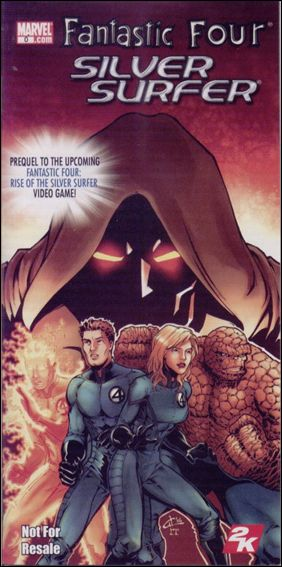 Fantastic Four 2K Games 0-A by Marvel