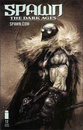 Spawn: The Dark Ages 12-A