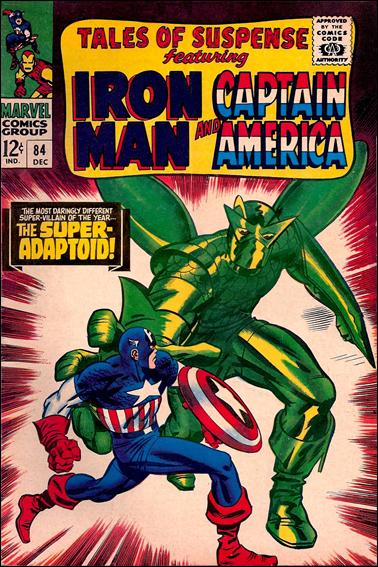 Tales of Suspense (1959) 84-A by Marvel