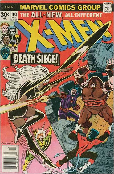 X-Men (1963) 103-A by Marvel