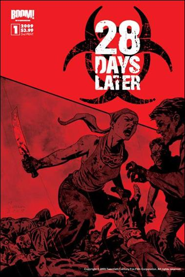 28 Days Later 1-E by Boom! Studios