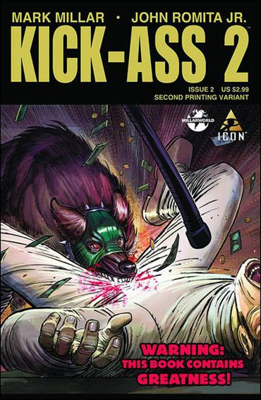 Kick-Ass 2 2-C by Icon