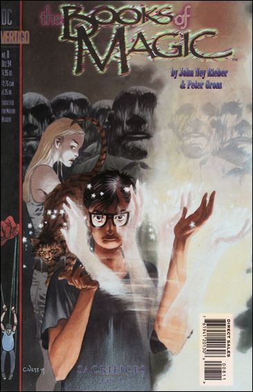 Books of Magic (1994) 8-A by Vertigo