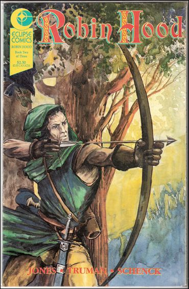 Robin Hood (1991) 2-A by Eclipse
