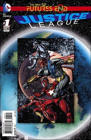Justice League: Futures End 1-B