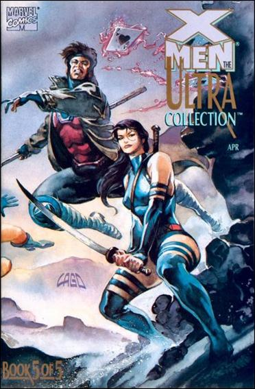 X-Men: The Ultra Collection 5-A by Marvel