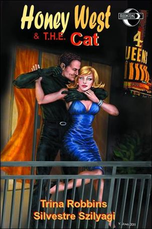 Honey West & T.H.E. Cat 1-A