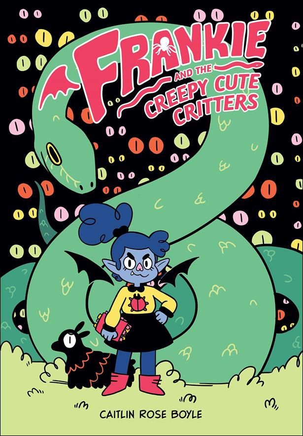 Frankie and the Creepy Cute Critters nn-A by Oni Press