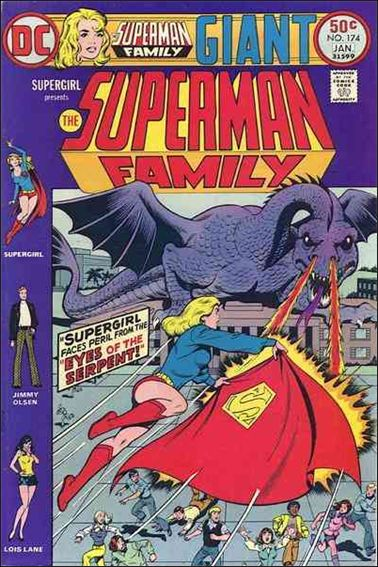 Superman Family 174-A by DC