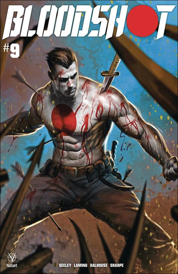 Bloodshot (2019) 9-A by Valiant Entertainment