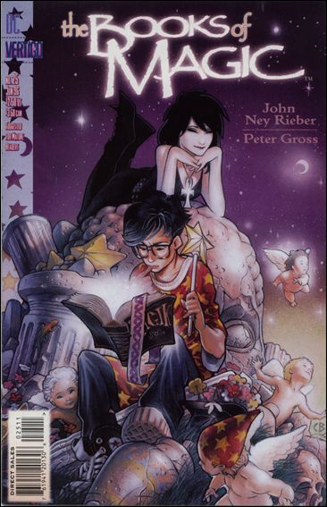 Books of Magic (1994) 25-A by Vertigo