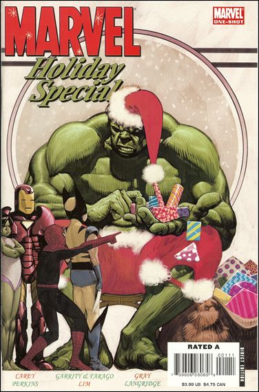 Marvel Holiday Special 2006-A by Marvel