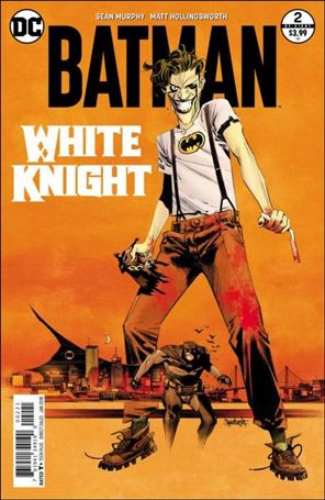 Batman: White Knight 2-B