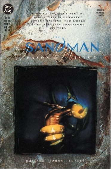 Sandman (1989) 24-A by Vertigo