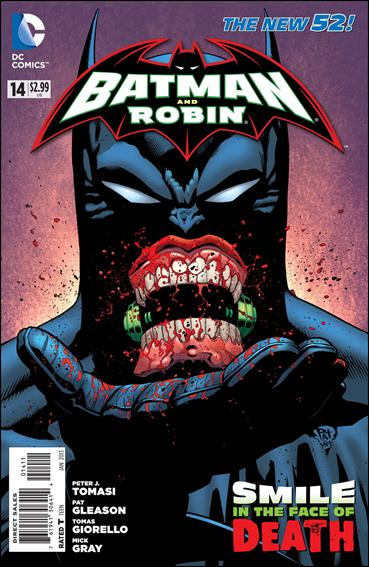 Batman and Robin (2011) 14-A by DC