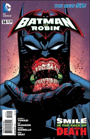 Batman and Robin (2011) 14-A