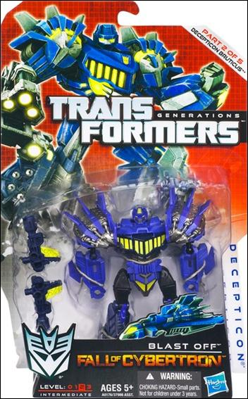 Transformers: Generations (Deluxe Class) Series 2 Blast Off (Fall of Cybertron) by Hasbro