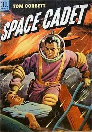Tom Corbett, Space Cadet (1953) 8-A