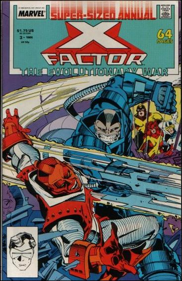 X-Factor Annual 3-A by Marvel
