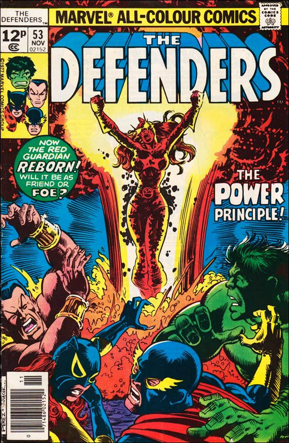 Defenders (1972) 53-B by Marvel