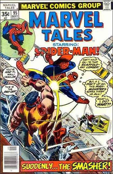 Marvel Tales (1966) 95-A by Marvel