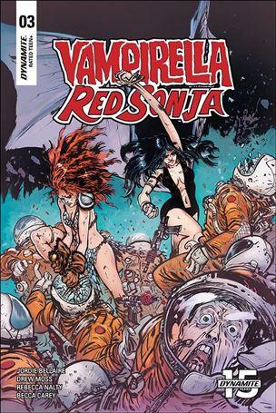 Vampirella / Red Sonja 3-C