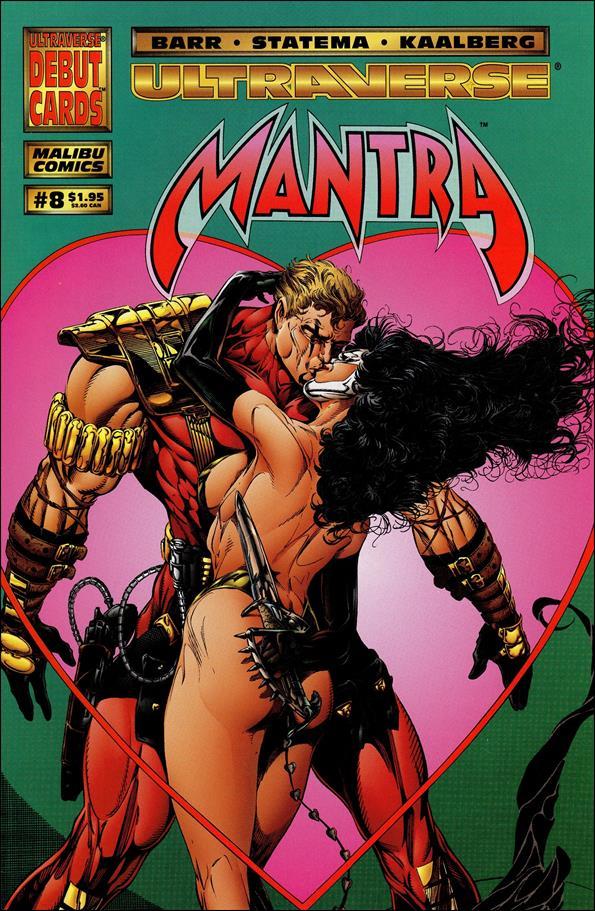 Mantra (1993) 8-A by Malibu