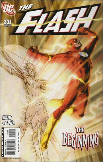 Flash (1987) 231-B by DC