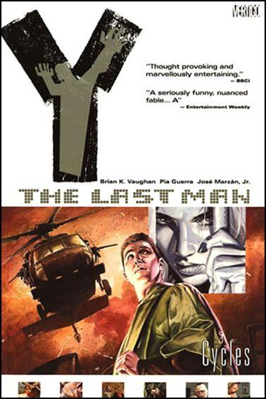 Y: The Last Man 2-C by Vertigo