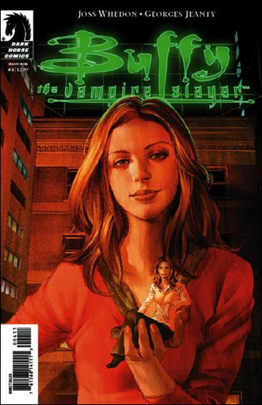 Buffy the Vampire Slayer Season Eight 4-C by Dark Horse