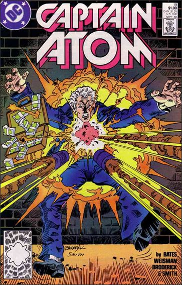 Captain Atom (1987) 19-A by DC