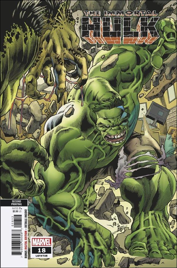 Immortal Hulk 18-C by Marvel
