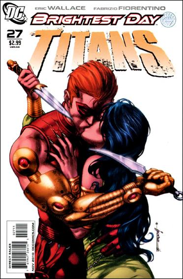 Titans (2008) 27-A by DC