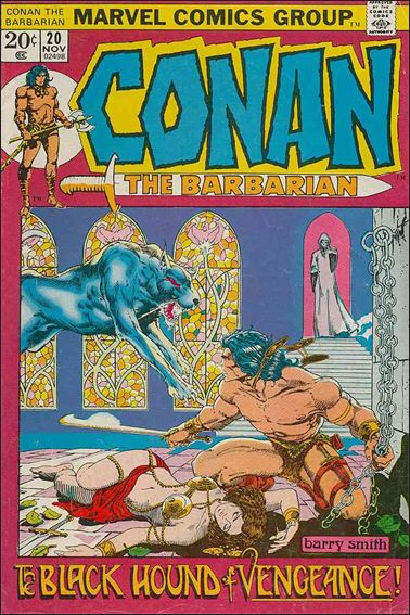 Conan the Barbarian (1970) 20-A by Marvel