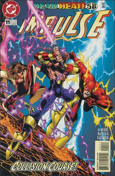 Impulse (1995) 11-A by DC